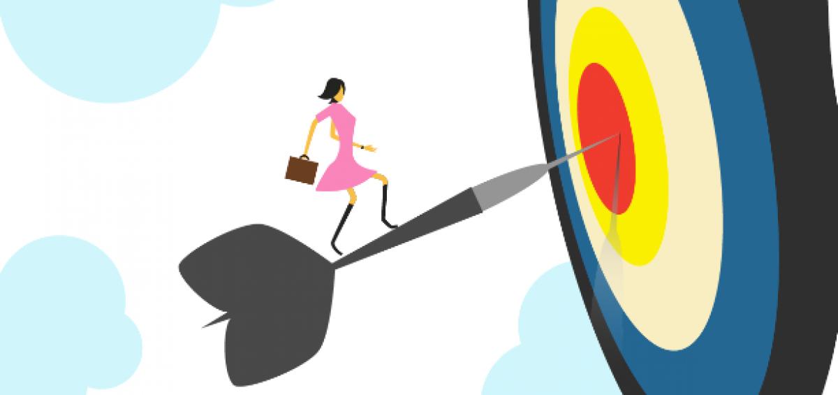 Go getter female entrepreneurs single parents